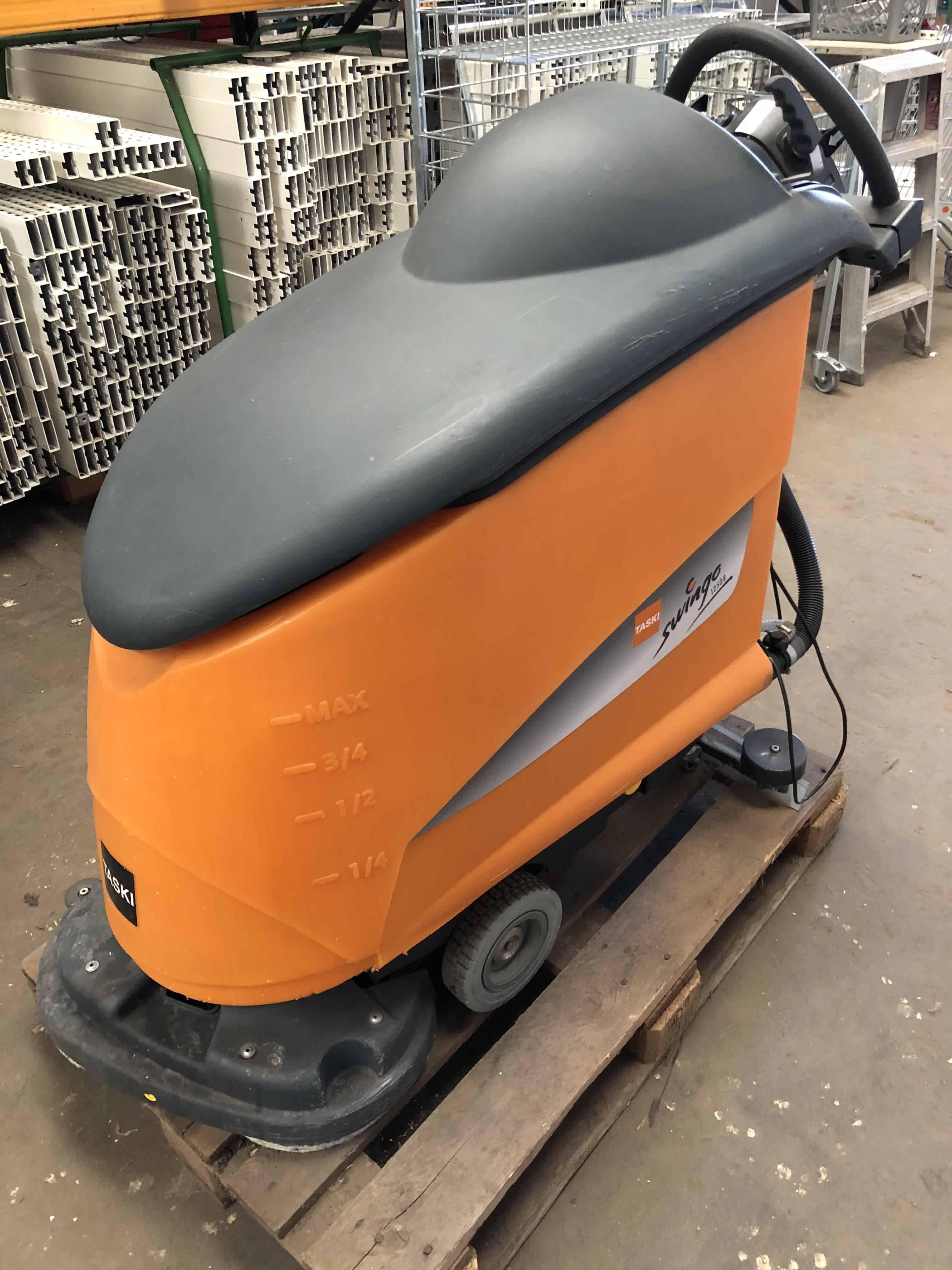 Taski Swingo 1250 B típusú takarítógép