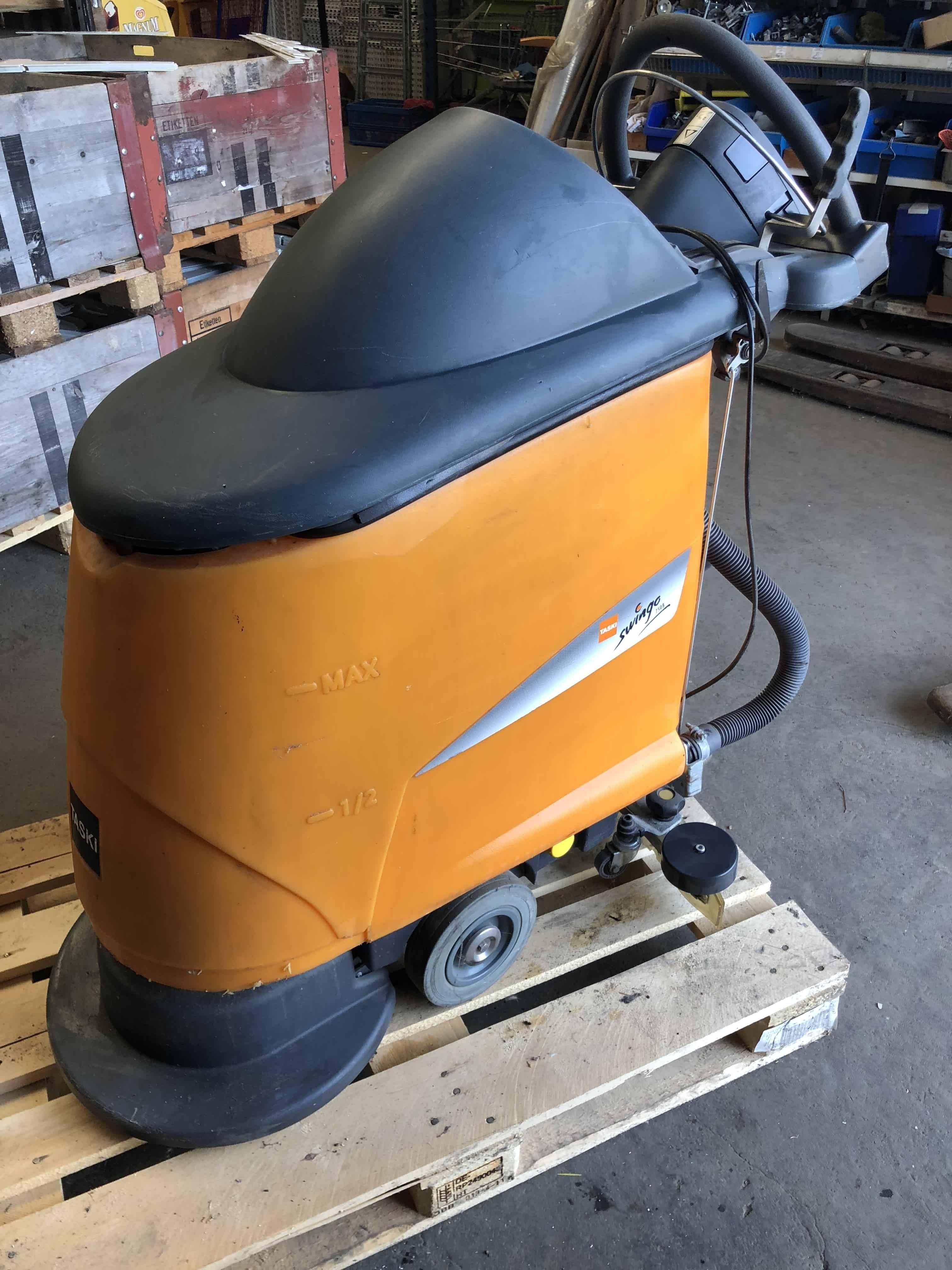 Taski Swingo 750 B típusú takarítógép