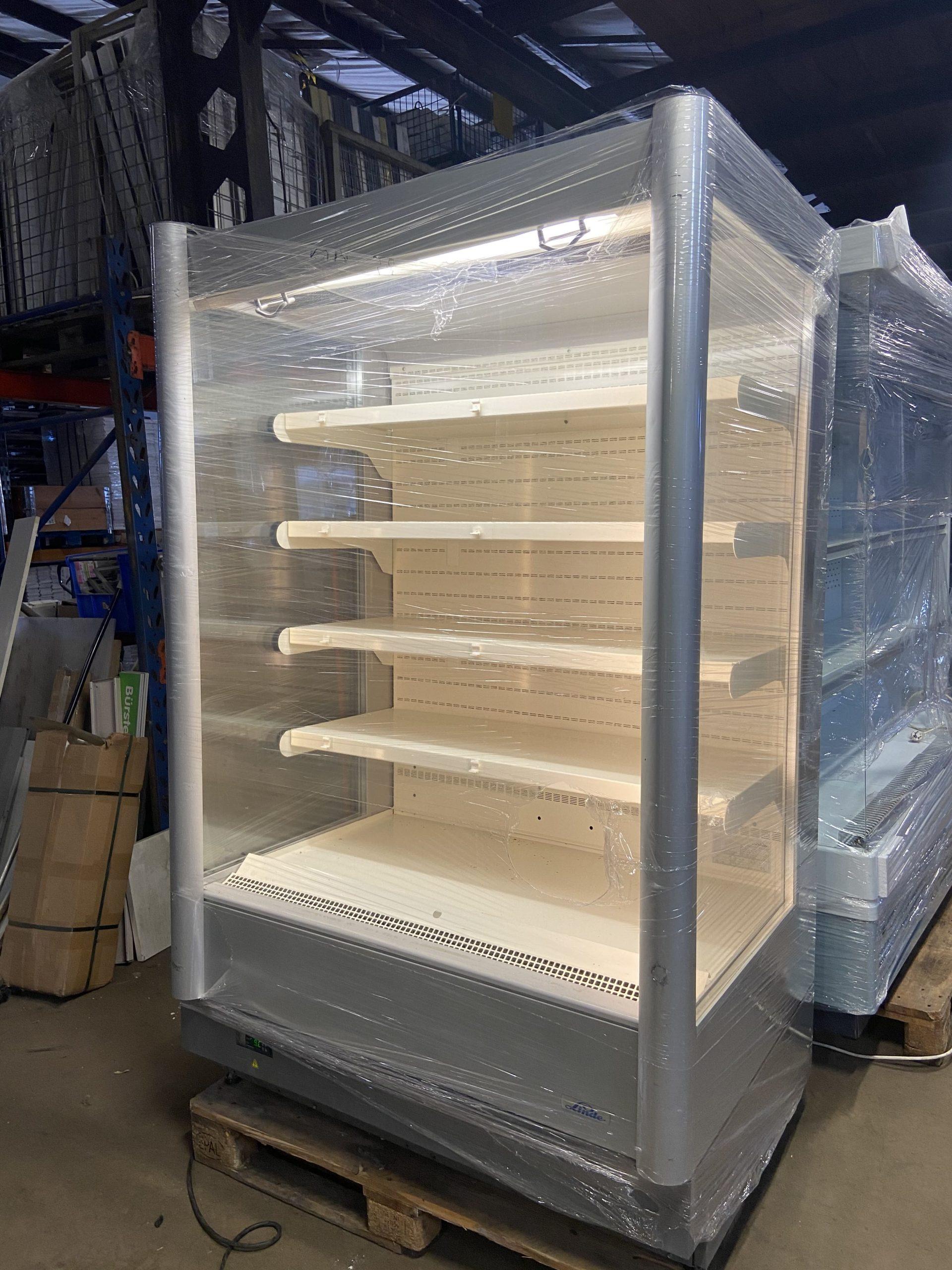 Linde 130 Hűtő
